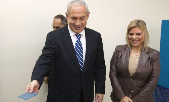 Primarias del Likud