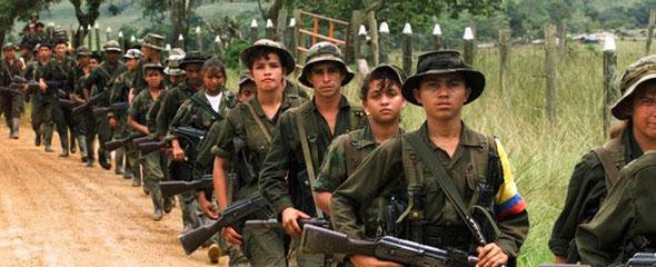 Guerrillas de las FARC