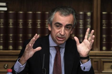 Miguel Ferre, secretario de Estado de Hacienda
