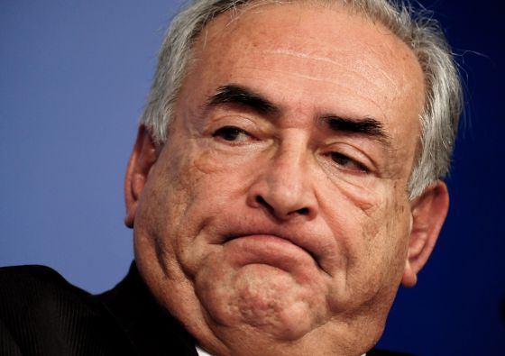 Dominique Strauss-Kahn, antiguo director del FMI