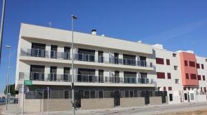 Complejo de viviendas cedidas al ayuntamiento de L'Alcudia