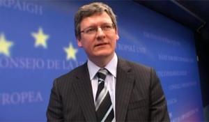 László Andor, comisario europeo de Empleo y Asuntos Sociales