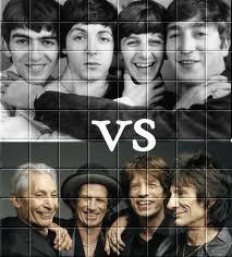 Beatles Stones
