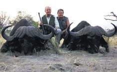 Juan Carlos I, gran aficionado a la caza, se fractura la cadera mientras cazaba elefantes, provocando una gran crisis institucional
