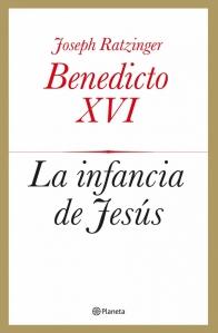 Cubierta del nuevo libro de Benedicto XVI