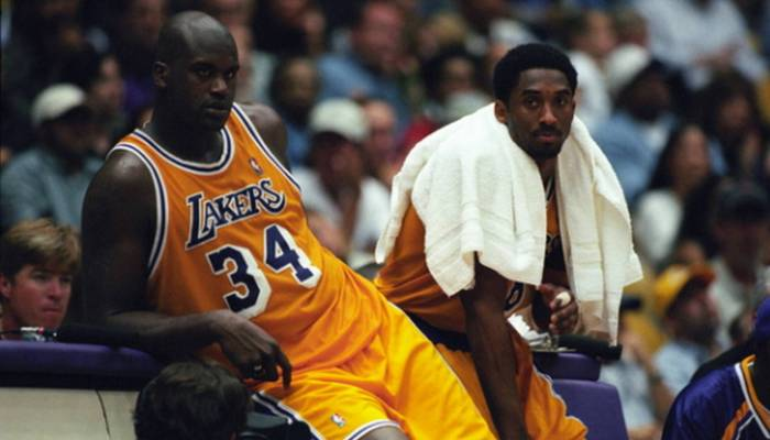 Shaquille-ONeal-Kobe-Bryant-Lakers
