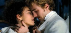 Anna Karenina y su amante el oficial Conde Vronsky