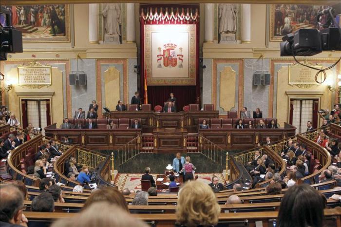Congreso de los Diputados/ Fuente: EFE