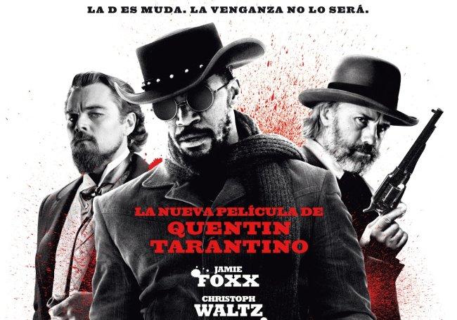 """La última película de Quentin Tarantino, """"Django Desencadenado"""""""