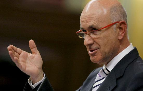 El portavoz de CiU en el Congreso de los Dputados, Duran i Lleida