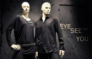 """Maniquíes de """"Eye See Mannequin"""""""
