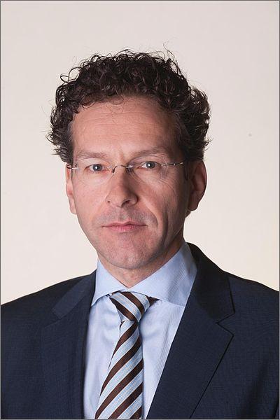 Jeroen Dijsselbloem, nuevo presidente del Eurogrupo