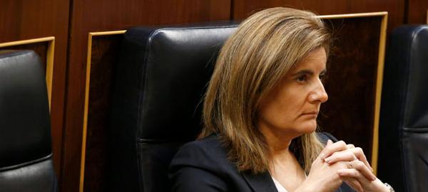 ministra empleo fatima bañez