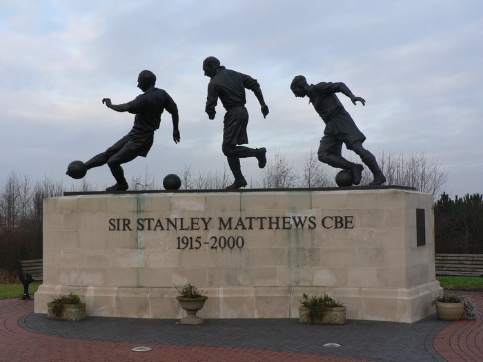 Estatua dedicada a Stanley.