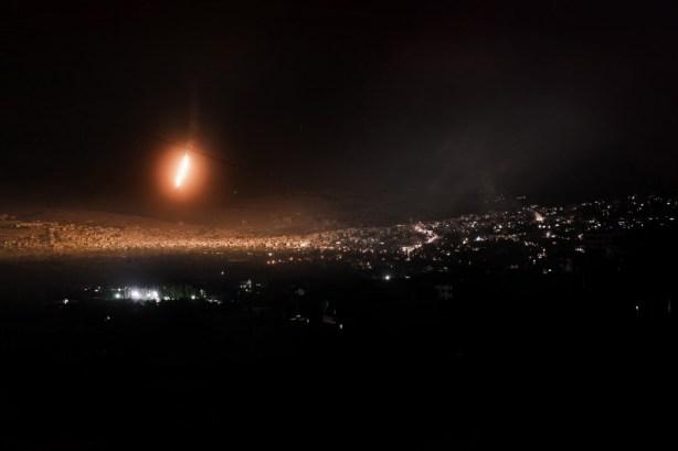 Siria en estado de sitio