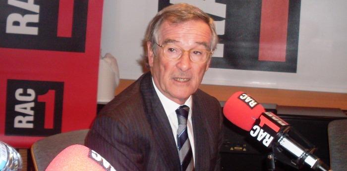 El Alcalde de Barcelona en RAC1 / Fuente: Rac1