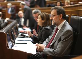 Rajoy anuncia que el déficit es inferior al 7% / FOTO: Diario Crítico CV