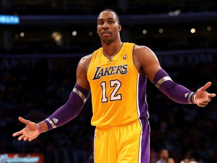Howard deberá ponerse las pilas si quiere hacer algo con los Lakers.