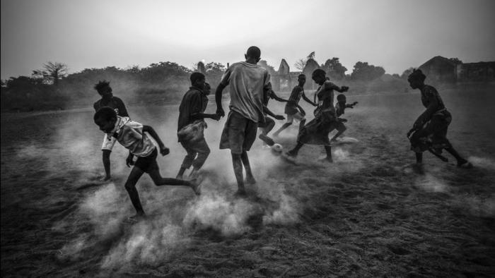 El fútbol en Guinea- Bissau