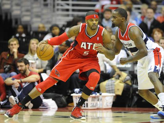Josh Smith, en el centro de todos los rumores de traspaso || Foto: USA Today