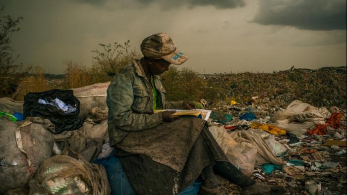 En el basurero Dandora