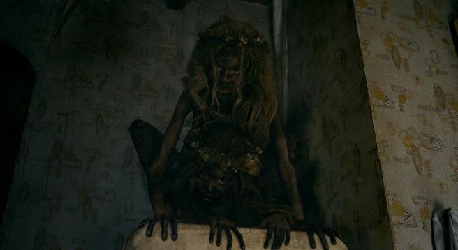 """Imagen de la película producida por Guillermo del Toro, """"Mamá"""""""