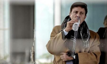El doctor Eufemiano Fuentes entrando en los juzgados de lo Penal de Madrid