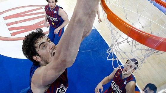 Tomic se ha convertido en el mejor jugador del FC Barcelona Regal.