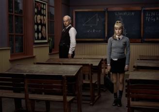 Hope, The Classroom. 2005