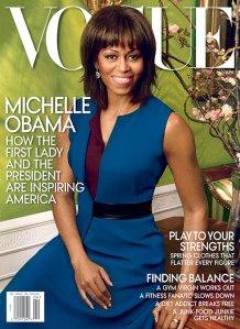 Michelle Obama en Vogue