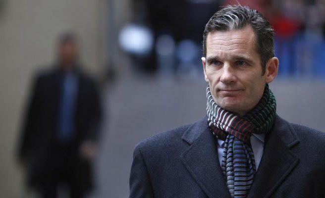 El yerno del Rey a su llegada a los juzgados para prestar declaración/ Fuente: Reuters