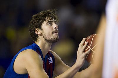 Tomic está cuajando su mejor temporada desde que llegó a la ACB