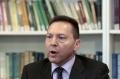 Yannis Sturnaras, ministro de Finanzas griego. // Fotografía: elmundo.es