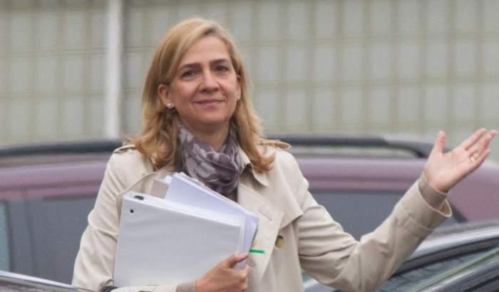 La infanta Cristina ha sido imputada por corrupción
