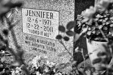 Lápida mortuoria 2013
