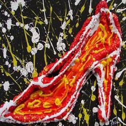 Zapato. De Joaquim Falcó
