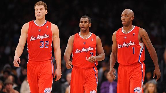 Los Clippers pueden dar mucha guerra en el Oeste.