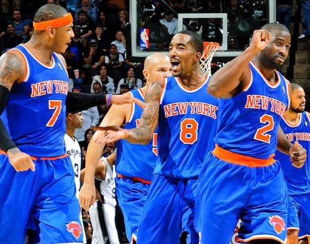 Los Knicks pueden sufrir mucho ante equipos de un físico superior a ellos.