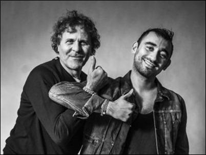 Renzo Rosso y Nicola Formichetti
