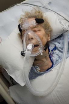 My Mom in the ICU #1