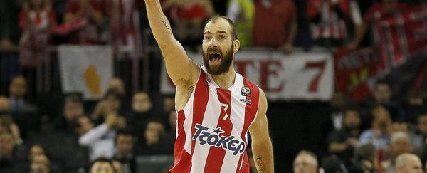 Spanoulis fue el jugador más valorado de la Final Four.