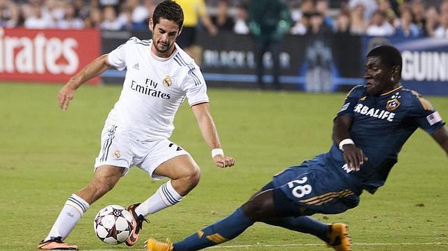 Isco contra LA Galaxy | FOTO: ABC