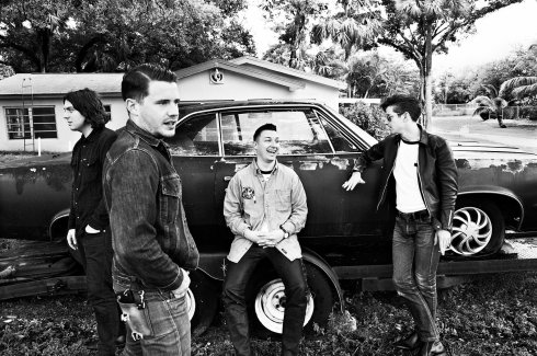Arctic Monkeys (Fuente: deanchalkley.com)