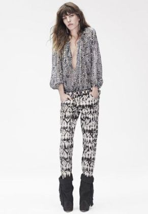 Diseño de Isabel Marant para H&M