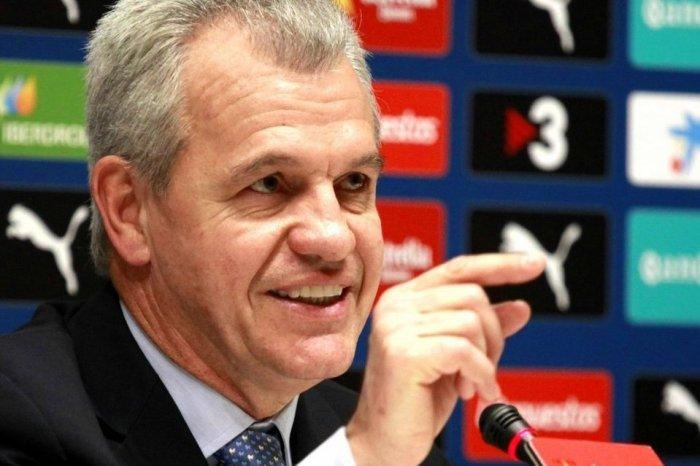 Javier Aguirre en rueda de prensa/FOTO: Agencia EFE