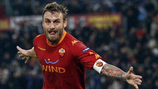 Daniele De Rossi (Foto: Eurosport)