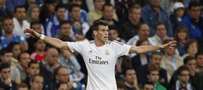 Gareth Bale en el Bernabéu | FOTO: elconfidencial.com