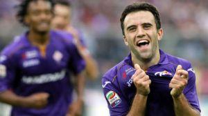 Giuseppe Rossi celebra un gol (Foto: corrieredellosport)