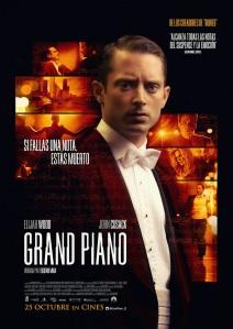 """Cartel de la película """"Grand Piano"""""""