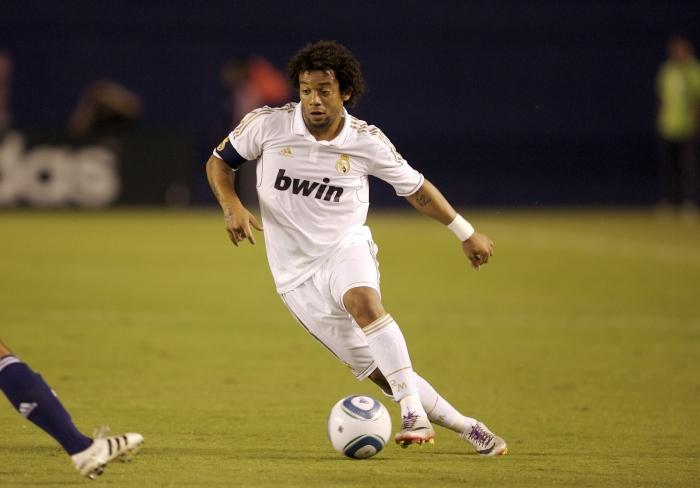 Marcelo liderando una jugada contra el Guadalajara/FOTO: vivelohoy.com